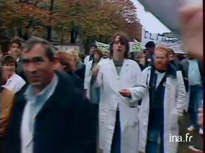 The coordination des infirmières (nurses' committee)