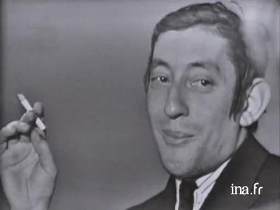 Serge Gainsbourg interviewed by Denise Glaser