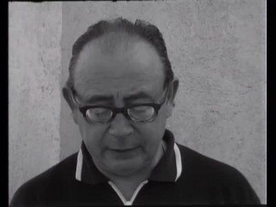 CLAUDE GORETTA: GEORGES HALDAS' HOUSE IN CALABRIA