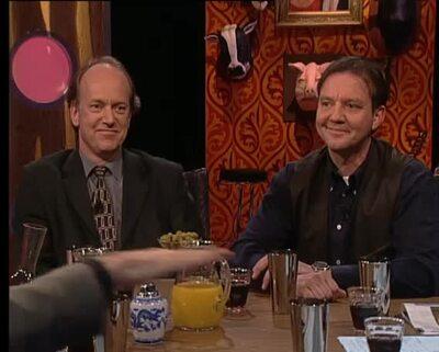 Barend & Van Dorp 21/04/2001
