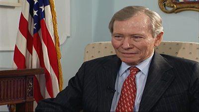ZIB Interview mit US-Botschafter Brown