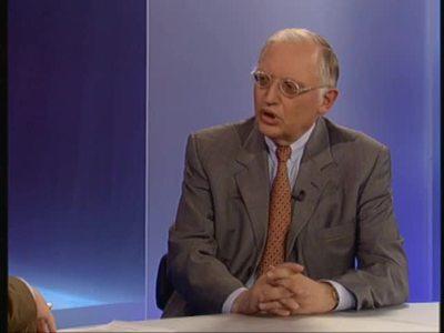 ZIB 2 / Studiogespräch mit Günter Verheugen
