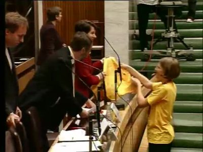 Kinder im Ausschuss