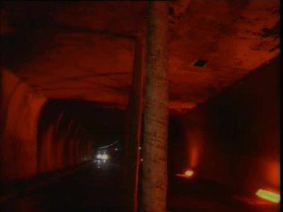 ZIB-2 / Nach dem Unfall im Pfändertunnel