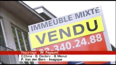 News bulletin 04/04/2008 (Housing prices are too high)