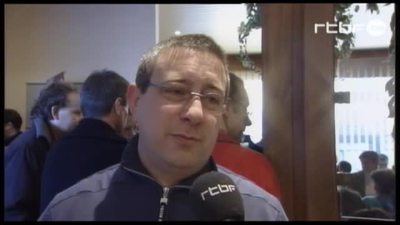 News bulletin 24/2/2006 (Relocation of Inbev Jupille)