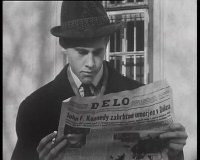 TV OBZORNIK 23/11/1963