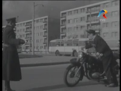 New Years' Eve Greeting, Constanta 1964