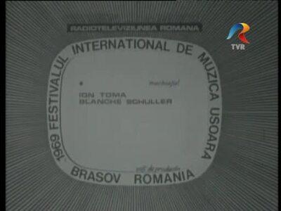 GENERIC FESTIVAL OF BRASOV