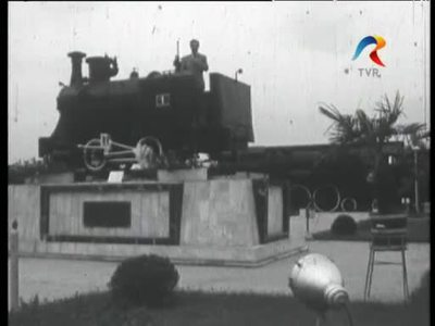 The Locomotive Museum from Resita