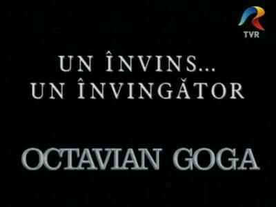 A loser, a winner- Octavian Goga