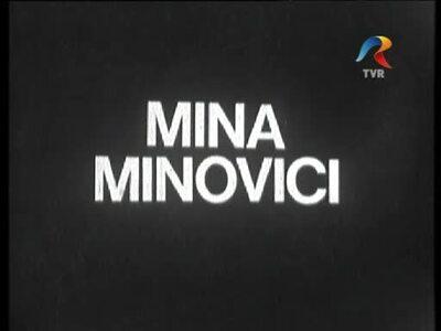 Mina Minovici