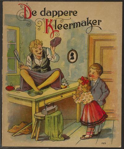 De dappere kleermaker