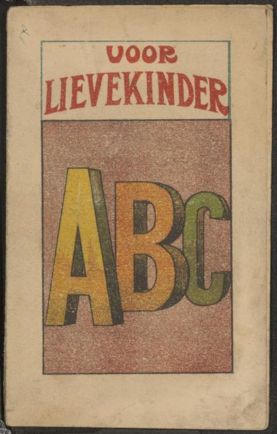ABC voor lievekinder