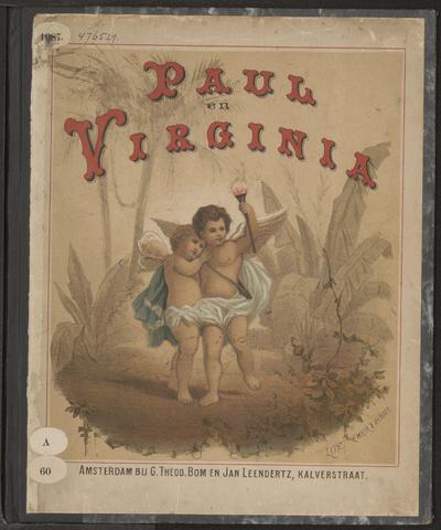Paul en Virginia: naar het verhaal van Bernardin de Saint-Pierre