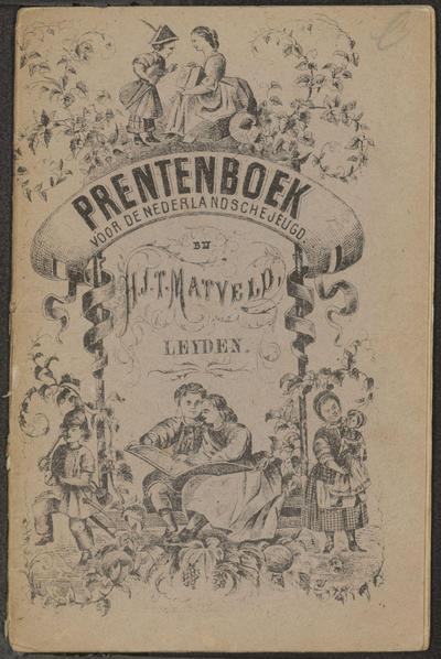 Prentenboek voor de Nederlandsche jeugd