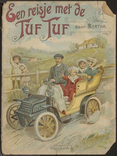 Een reisje met de Tuf Tuf: door Bertha