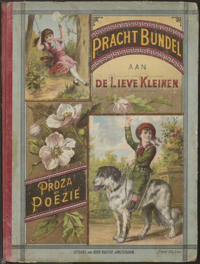 Na schooltijd: nieuwe prachtbundel proza en poëzie voor het jonge volkje door Agatha, S. Ebbinge Wubben-Van Nes, W. Haanstra ... [et al.]