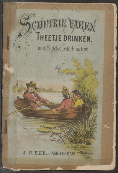 Schuitje varen, theetje drinken: met 8 gekleurde plaatjes