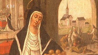 Světci a svědci - Svatá Zdislava