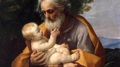 Světci a svědci - Svatý Josef