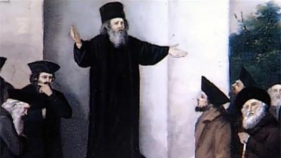 Světci a svědci - Rabi Löw