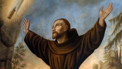 Světci a svědci - Svatý František z Assisi