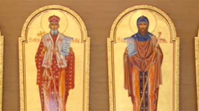 Světci a svědci - Cyril a Metoděj