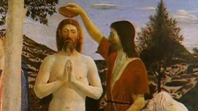 Světci a svědci - Jan Křtitel