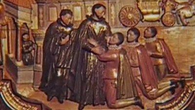 Světci a svědci - Svatý Dominik