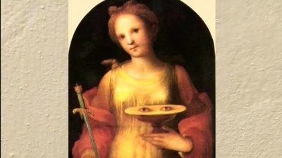 Světci a svědci - Svatá Lucie