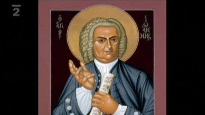 Světci a svědci - Johann Sebastian Bach