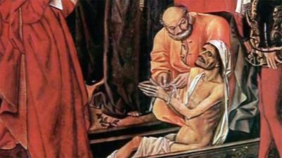 Světci a svědci - Vzkříšený Lazar
