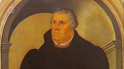 Světci a svědci - Martin Luther