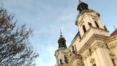 Bohoslužba 1. neděle adventní z kostela Církve československé husitské