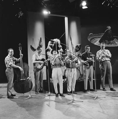 DUTCH SWING COLLEGE BAND - 22-07-1965
