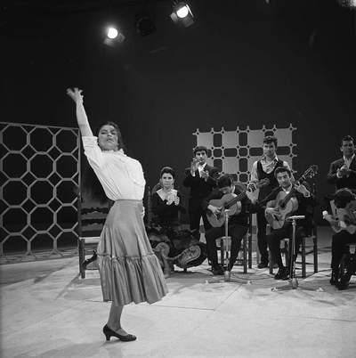 FESTIVAL FLAMENCO GITANO - 22-04-1967