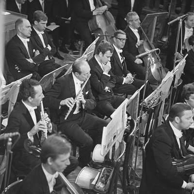 MATTHÄUS PASSION - 12-04-1968
