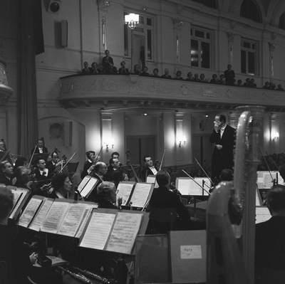 RONDO SINFONICO - aflevering: repetitie Arnhem