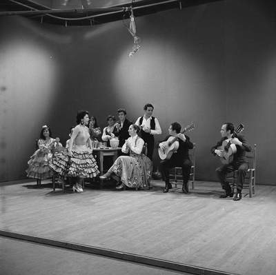 FIESTA GITANA - 11-11-1961