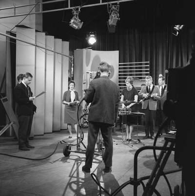 JÖRGEN INGMAN KWINTET - 02-03-1962