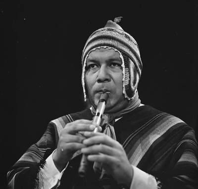 INDIAANSE MUZIEK VAN DE ANDES - aflevering: Sortlège de la flute et harpe des Andes