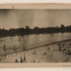 Zdjęcie brzegu wiślanego
