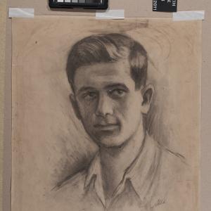 Portret Mordechaja Anielewicza
