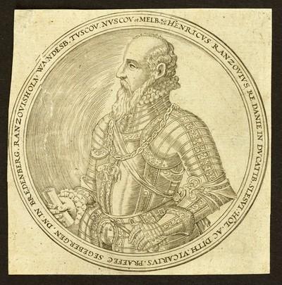 Henricus Ranzovius Re. Danie ...