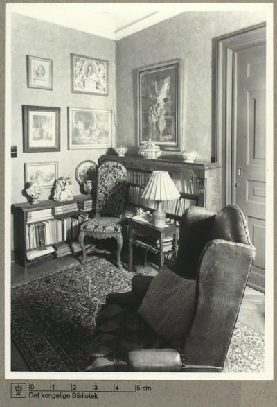 Møblement i stue