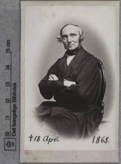 Johan Nicolai Lange