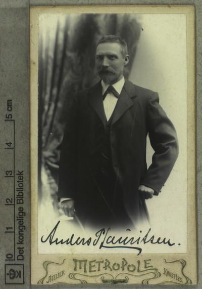 Anders P. Lauritzen