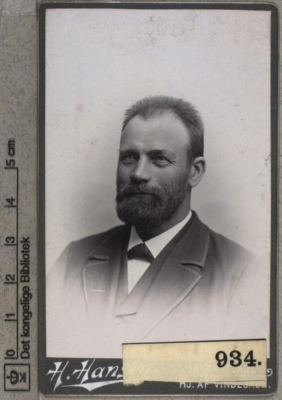 Hans Peder Pedersen