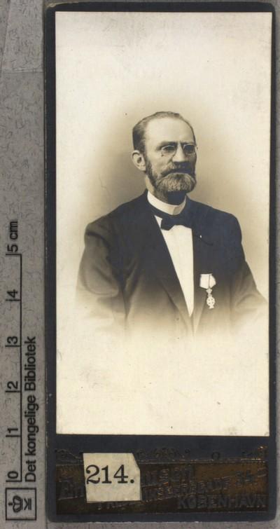 Lauritz Peter Vilhelm Pedersen
